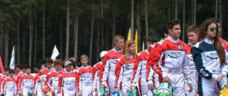 Academy Trophy 2015 de la FIA