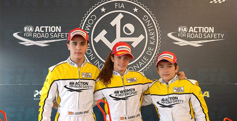 El futuro del karting español