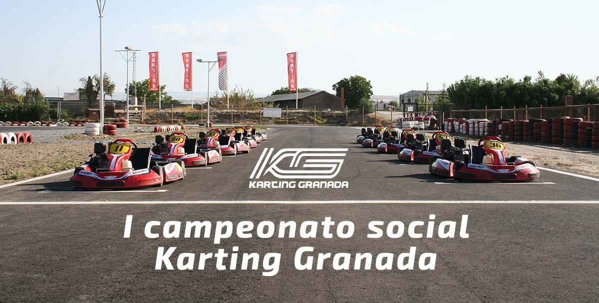 I Campeonato Social Karting Granada