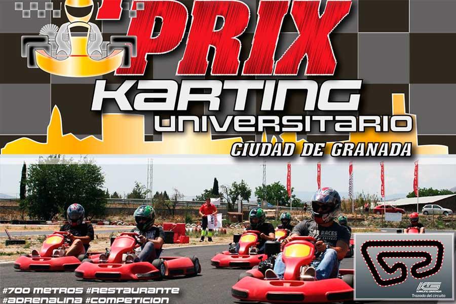 I Grand Prix Universitario Ciudad de Granada
