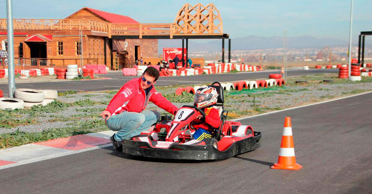Los beneficios del Karting