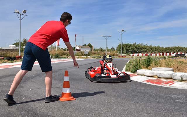 Escuela Karting Granada